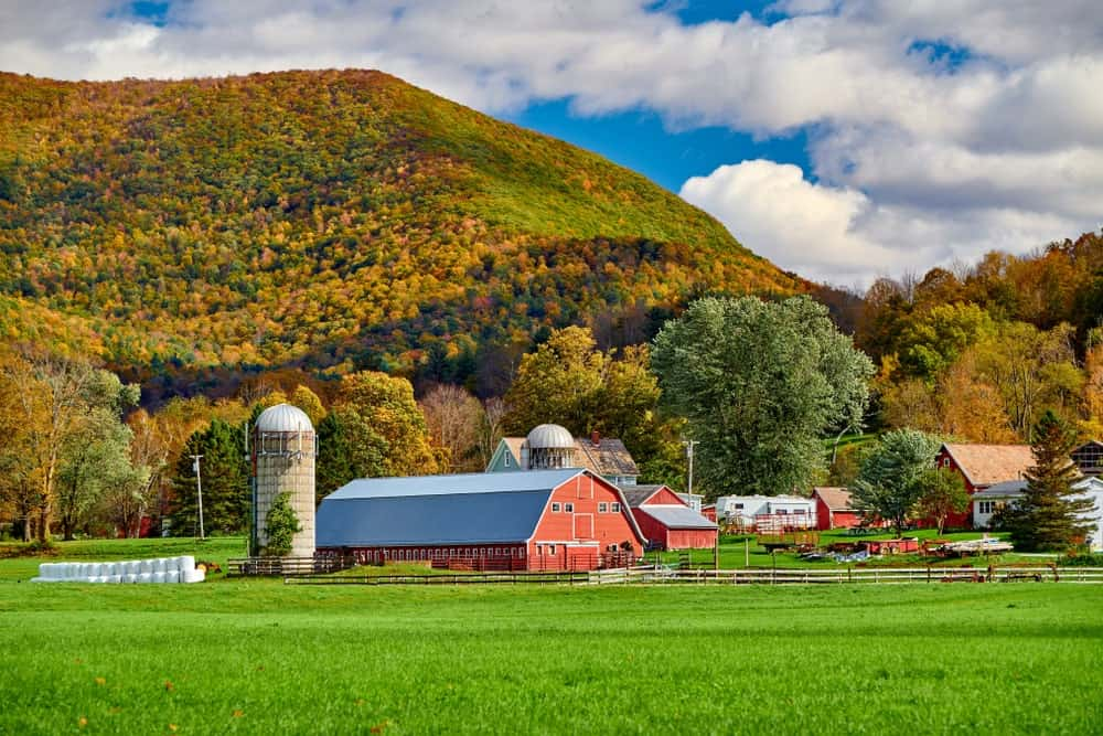 Vermont Agriculture