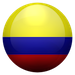 Colombia Flag National Debt